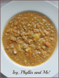 BACON AND LENTIL SOUP