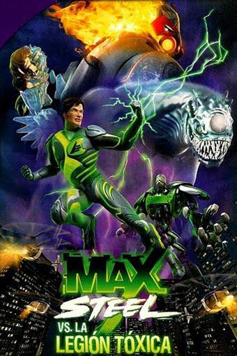Max Steel Vs Legião Tóxica Online Dublado