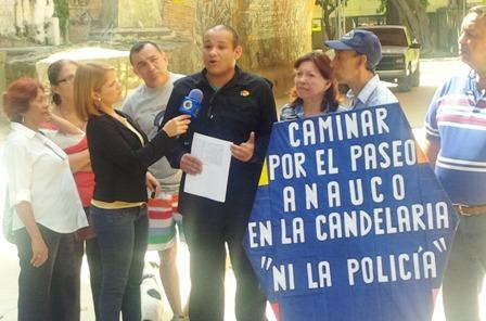Caracas: Revelan corrupción y caos en obras inconclusas del Paseo Anauco