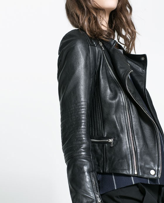 Zara, biker, jacket, with, zips, zippers, zip, stud, studs, spike, spikes, leather, authentic, real, soft, black, affordable, beautiful, genuine, genuine leather, affordable leather jacket, jacket, coat, motor, cycle, moto, motorcycle, bad, ass, badass, stylish, fashion, accessory, accessories, chic, garment, basic, basics, piece, warm, functional, style, trend, trendy, classic, good, unparalleled, value, unbeatable, beat, price, bcbg, macys, bar, iii, 3, three, faux-leather, leather, pleather, vegan, studded, jacket, alternative, rock, stage, no, without, option, options, other, choice, choices, new, newer, different, unique, affordable, value, edge, edgy, chic, luxury, luxurious, subtle, detail, details, detailing, impress, impressive, dirty, blonde, ambition, lauren, zelner, haute, couture