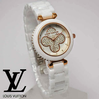Louis Vuitton Star Keramik Rose gold