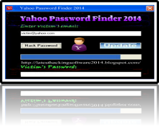 Yahoo Password Finder 2014