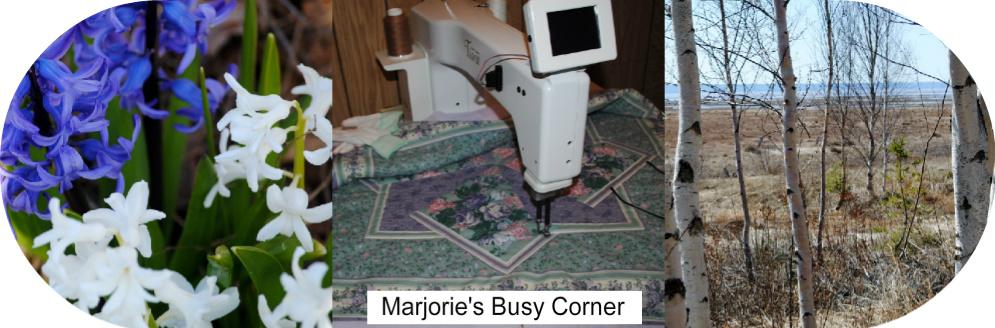 Marjorie's Busy Corner