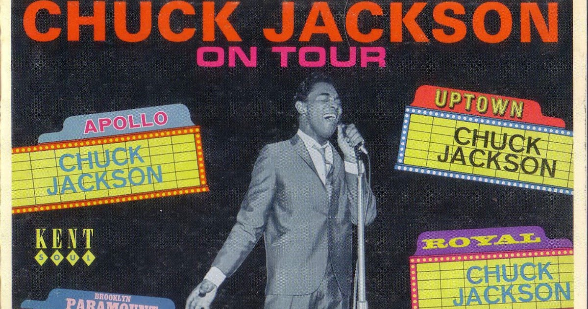 Chuck Jackson Dedicated to the King