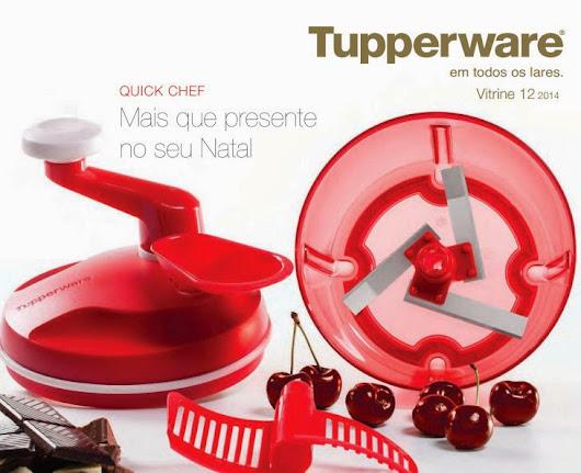 Vitrine Atual Tupperware