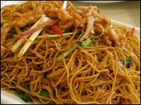 Nouilles saut es jolo ilemaurice - Cuisine mauricienne chinoise ...