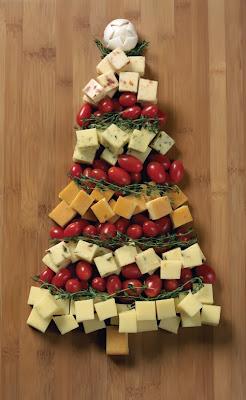 Aperitivos originales para Navidad en Recicla Inventa