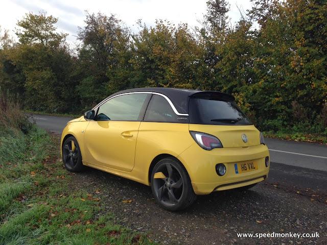 Vauxhall / Opel Adam