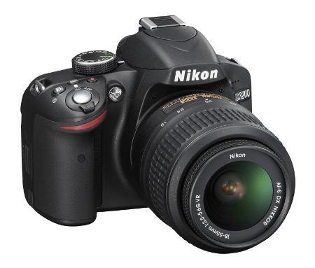 Nikkor Lens D3200