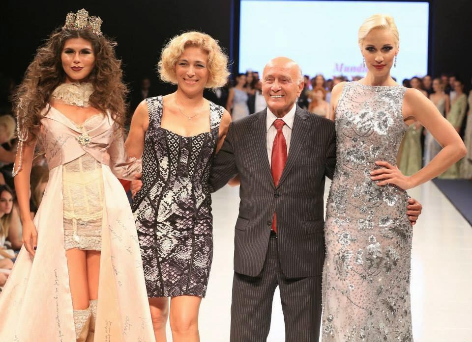 desfile silkey mundial 2015