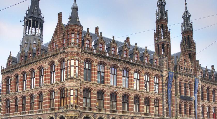 La mongolfiera creativa il blog de le creazioni di fanny for Hotel vicino piazza dam amsterdam