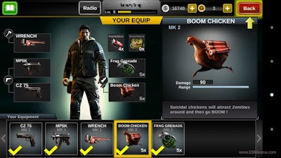 Dead Trigger 2 Modded Apk + Data Free Download