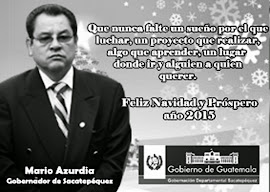 GOBERNACION DEPARTAMENTAL DE SACATEPÉQUEZ