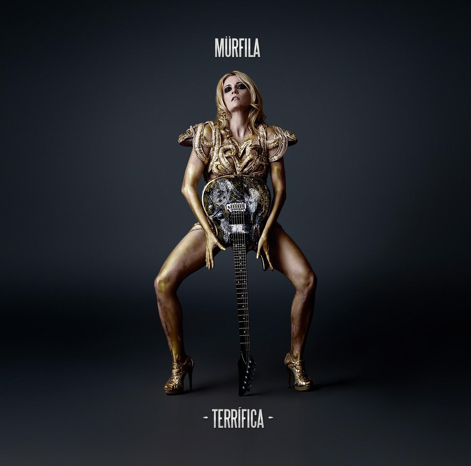Mürfila Terrífica disco