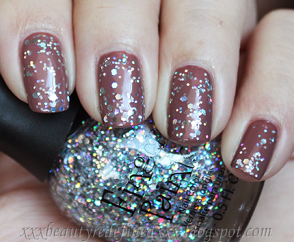 beautyredefined by pang finger paint swatches santas