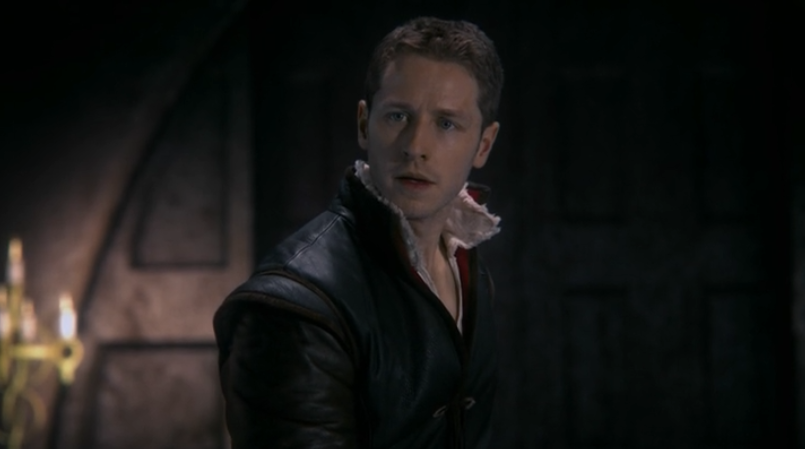 Josh Dallas Once Upon A Time Season 3