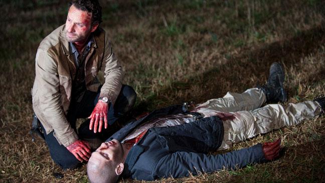 Shane.The Walking Dead