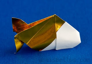 Goldfish - New Origami Model