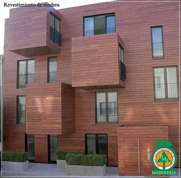 Productos maderables de cuale tipos de revestimiento que se pueden hacer con triplay y madera - Revestimiento para exterior ...
