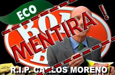 Carlos Moreno garoto propaganda da Bombril Não morreu