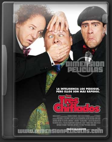 The Three Stooges (DVDRip Ingles Subtitulado) (2012)