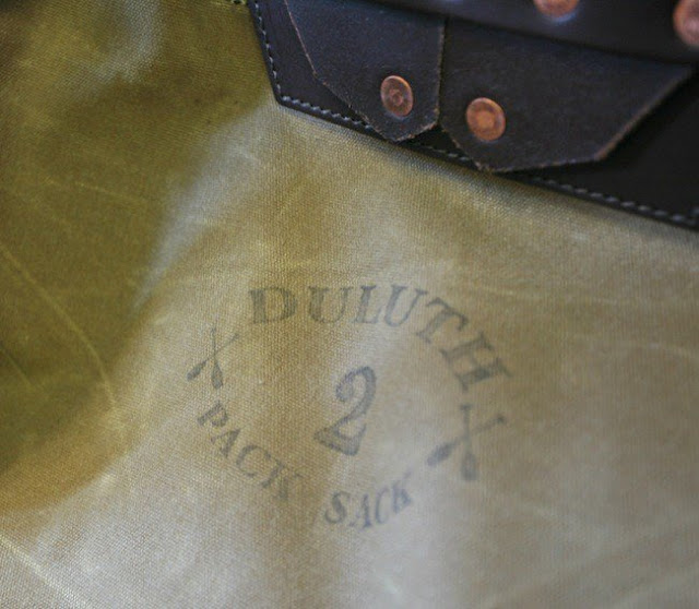 Duluthpack 2 Original Duluth Pack - Canoe Pack