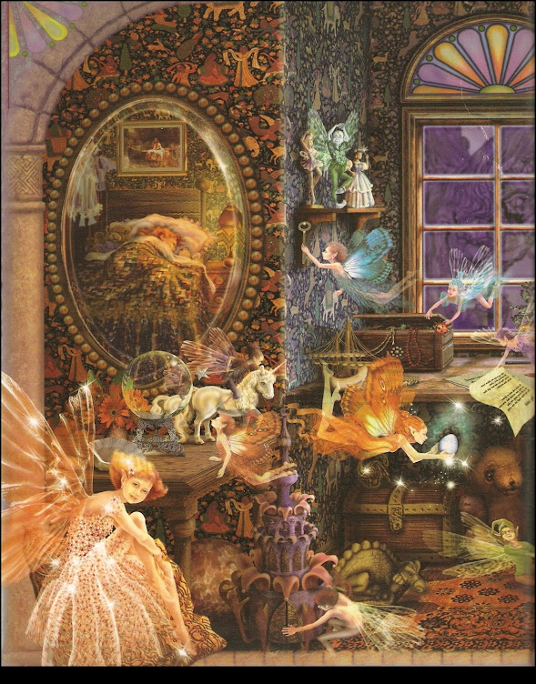 Carol McLean-Carr from the 'Fairy Dreams' book