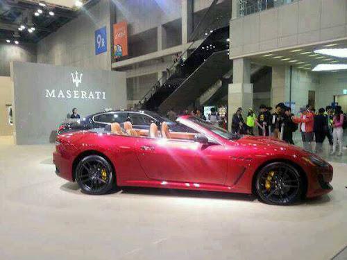 mobil mewah dalam drama korea terbaru heirs, kisahromance