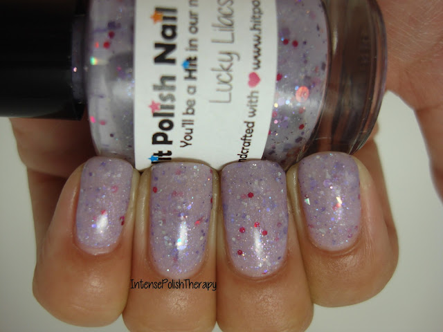 Hit Polish - Lucky Lilacs