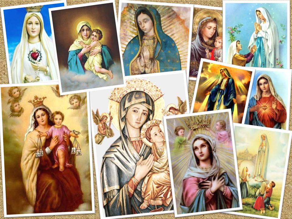TÍTULOS de Nossa Senhora
