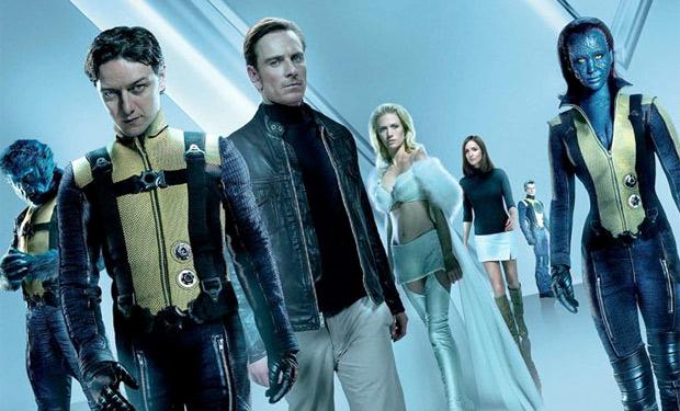 X-Men movie cast