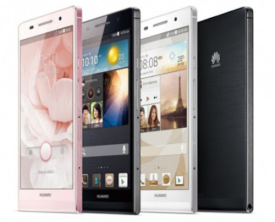 HUAWEI ASCEND P6 FULL SPECIFICATIONS
