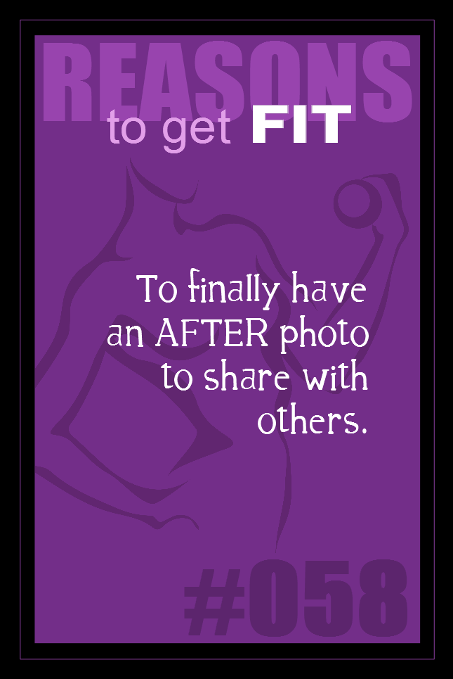 365 Reasons to Get Fit #058