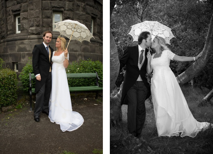 Nos colamos en una boda en Islandia
