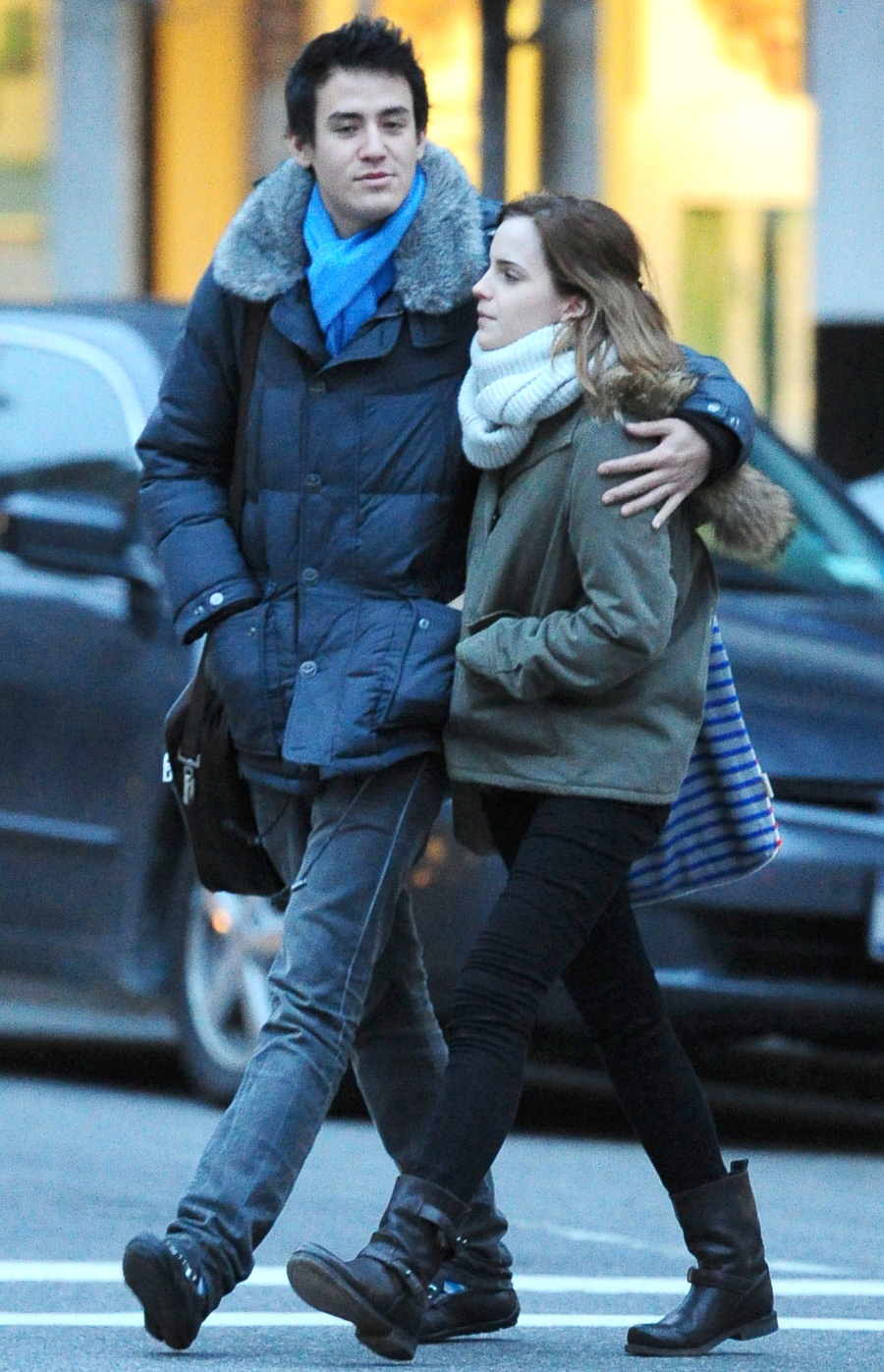 Emma Watson With Boyfriend New Pictures 2013 | Its All ...