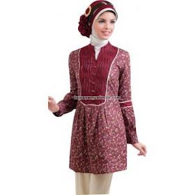 Model Baju Muslim Terbaru 2012 | Desain Bagus