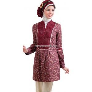 Model Baju Muslim Terbaru 2012 Desain Bagus INFOE K