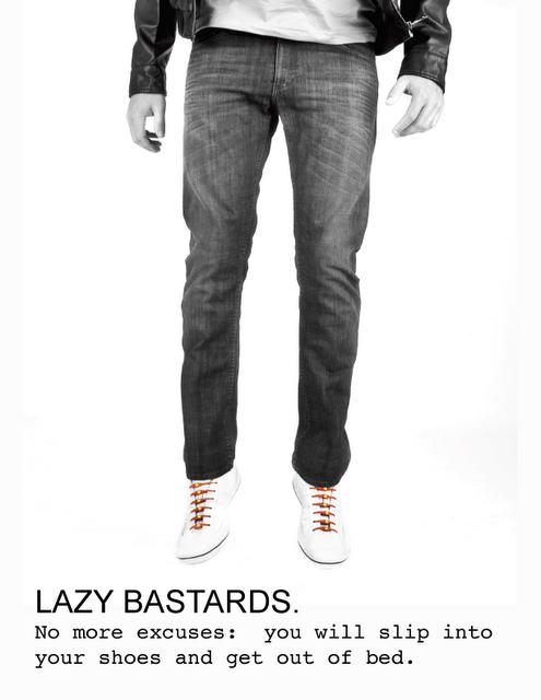 Hickies Elastic No Tie Shoelaces