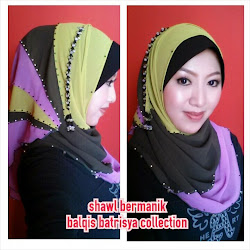 (NEW) SHAWL BERMANIK
