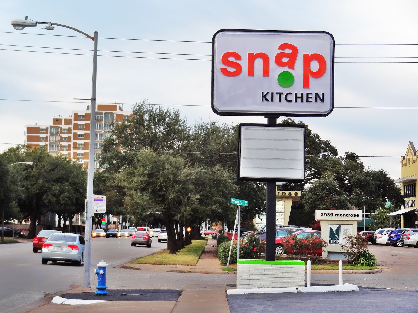 former snap kitchen space on farnham / greebriar at sw fwy posted
