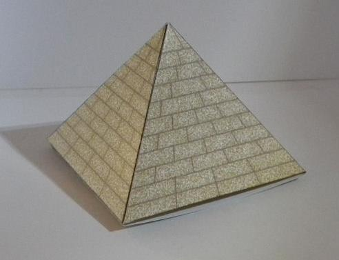 research paper pyramids The research pyramid: first, the paper illustrates how the research pyramid can be used to identify new research questions to extend existing research streams.