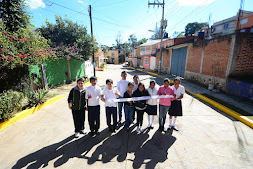 La fórmula es unirnos y trabajar: vecinos de la calle Canarios