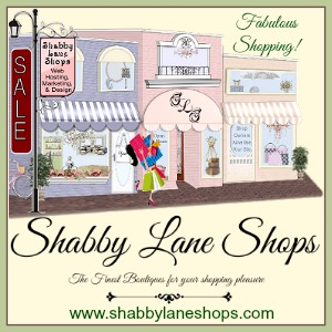 Join Shabby Lane Shops 1st month is free