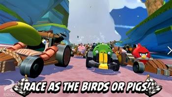 Juega Angry Birds Go! en Facebook