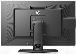 HP ZR2740w LED Backlit H-IPS Monitor Back