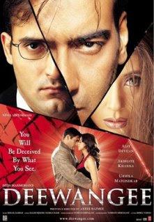 Deewangee (2002) - Hindi Movie