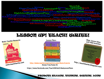 Links to Teach It Write sites and products