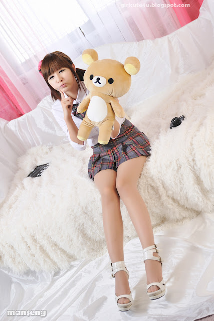 7 Ryu Ji Hye-School Girl-very cute asian girl-girlcute4u.blogspot.com