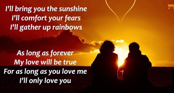 romantic quotes with pictures for girlfriends poetry lovers