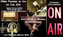 Resumen del Ciclo 2014 +  Los Mejores Discos 2014
